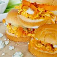 Easy Instant Pot Buffalo Chicken (or Slow Cooker)