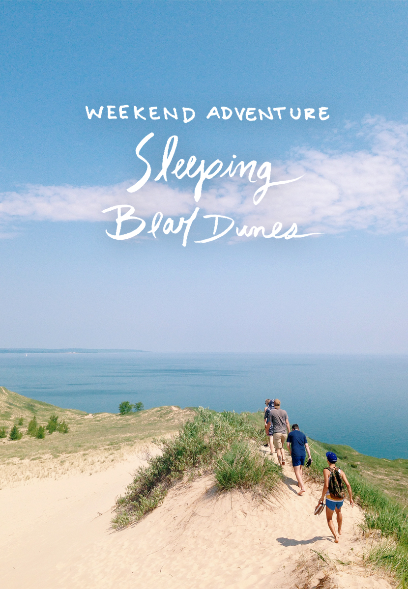 A Weekend Adventure: Sleeping Bear Dunes  |  The Fresh Exchange