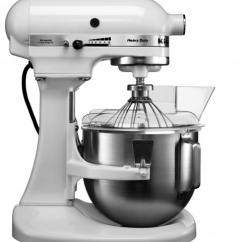 Kitchen Aid K5ss Storage Cabinets Ikea Just Brought A Hobart The Fresh Loaf Kpm50 Commercial Bowl Lift Stand Mixer White Jpg