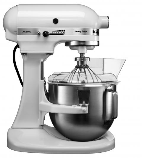kitchen aid k5ss vinyl backsplash just brought a hobart the fresh loaf kpm50 commercial bowl lift stand mixer white jpg