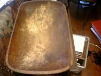 Antique Wooden Bread Bowl - Best 2000+ Antique decor ideas