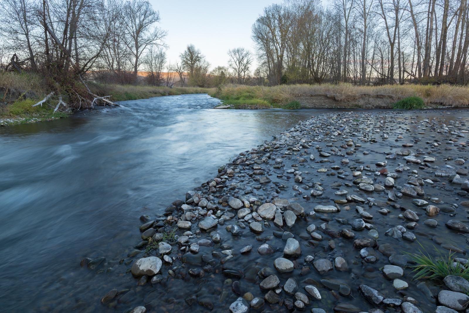 Lostine and Wallowa Rivers