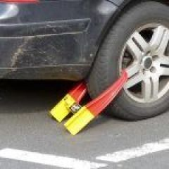 Are parking fines an allowable expense?