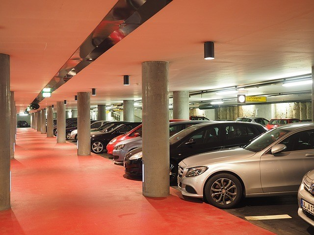 Tax treatment of a parking space paid by your company
