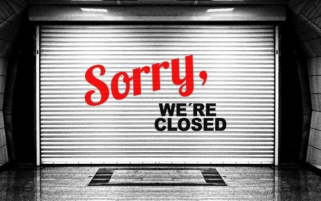 Closing down your company
