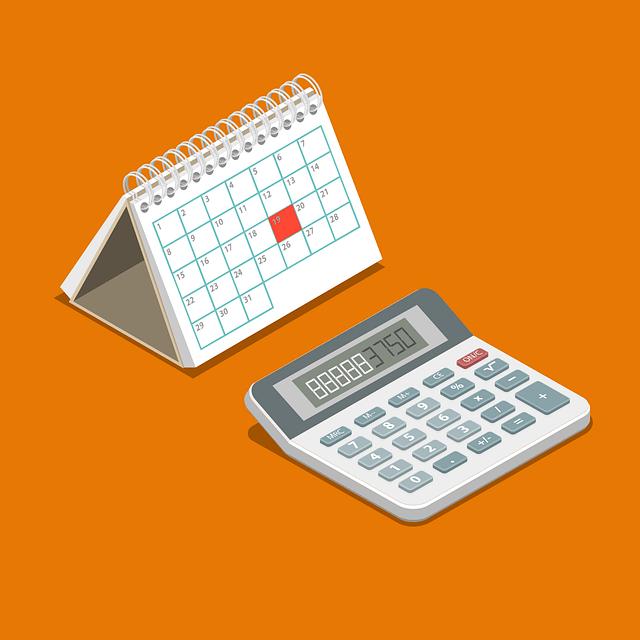 Choosing an accounting date