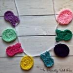 Free Bunny And Easter Egg Crochet Garland Pattern Thefriendlyredfox Com