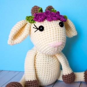 Free Amigurumi Goat Pattern