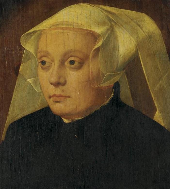 1550 (um?)- Frau