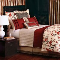 Eastern Accents Sakura Bed Set