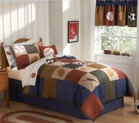 Classic Sports Quilt Bedding Set - The Frog and the Princess