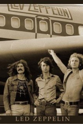 Led Zeppelin – Airplane