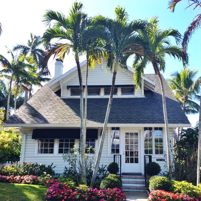 Old Naples Florida cottage