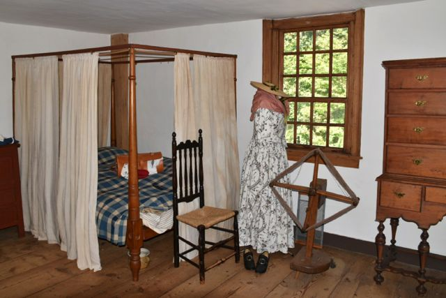 colonial, revolutionary period, noah webster house, museum, connecticut, west hartford