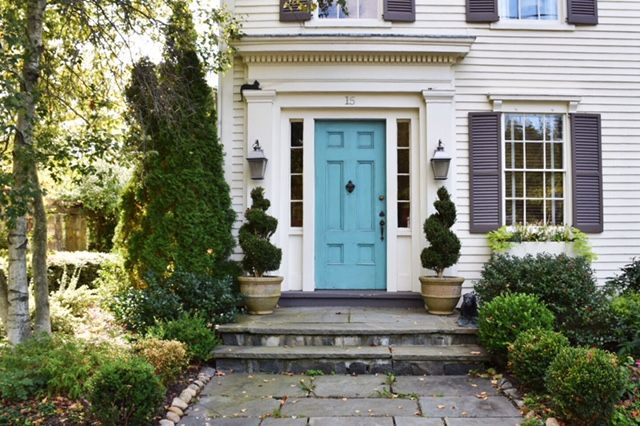 guilford, guilford green, ct, connecticut, greek revival, architecture, front door, door
