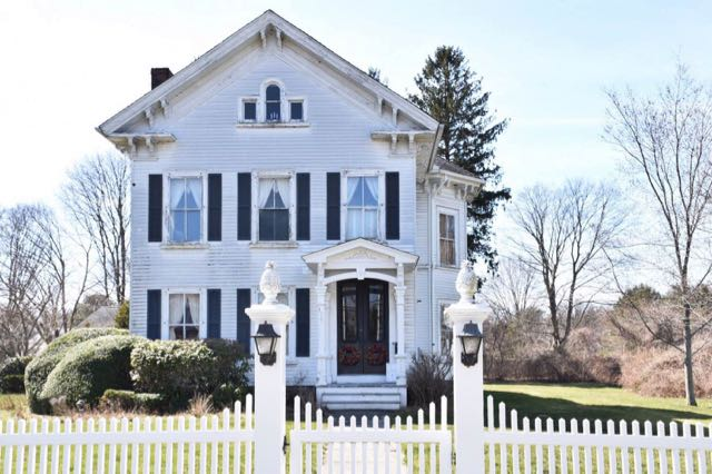 historic home, old saybrook, ct