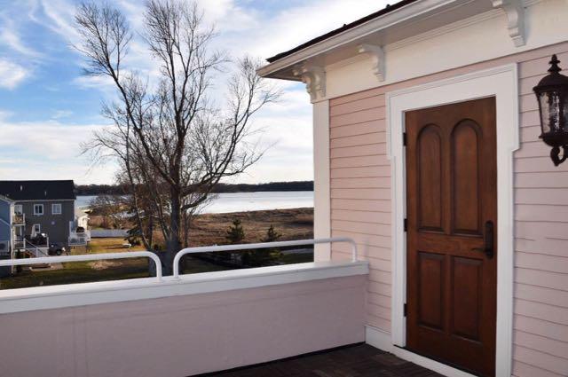 three stories, rooftop, saybrook point inn, old saybrook, ct