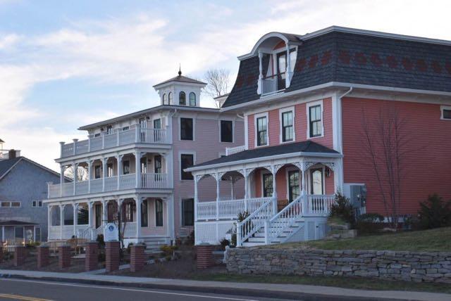 Tall Tales, Three Stories, Saybrook Point Inn, old saybrook, ct