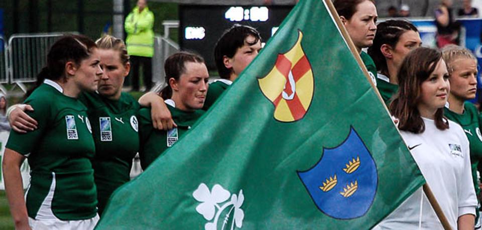 Day and Kennedy make Ireland team.