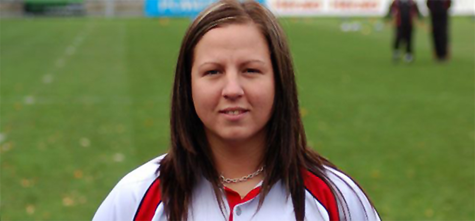 Women's Six Nations – Stacey Lea Kennedy