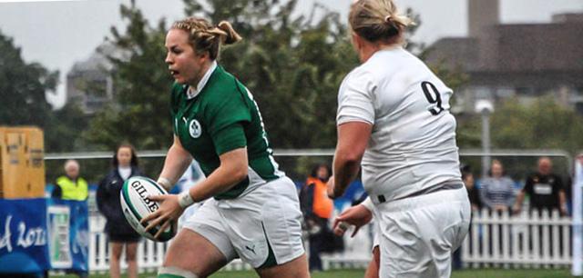 Lock Stock and No Smoking Barrels Part 2: Ireland Women 0 England Women 31