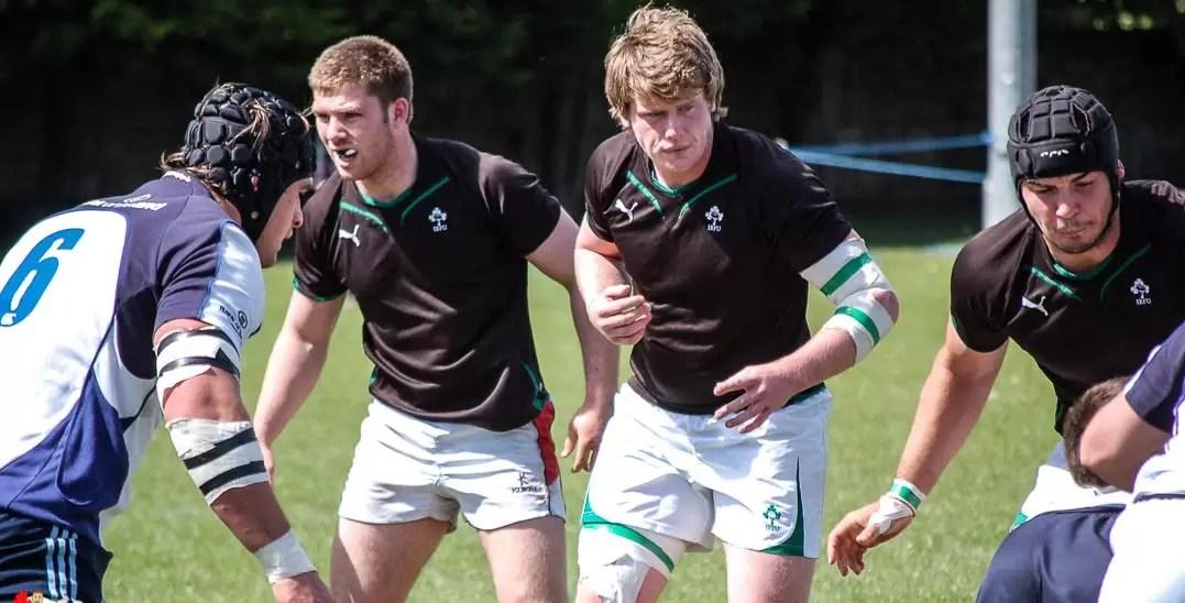 Annett to lead. Ireland U20's make three changes for JWC 2011