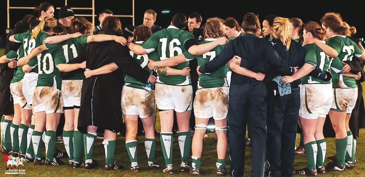 Women 6N: Ireland 40 Italy 10