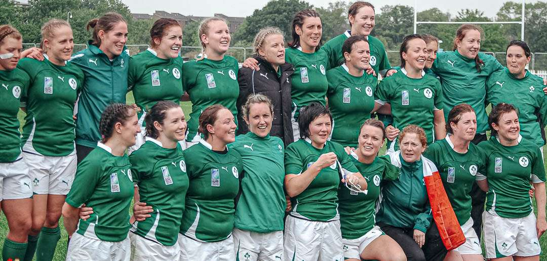 Women: Eight Ulster Players in Ireland Six Nations Squad.