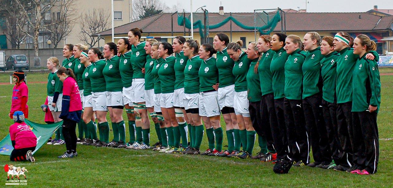 Women: Ireland secure the Grand Slam.