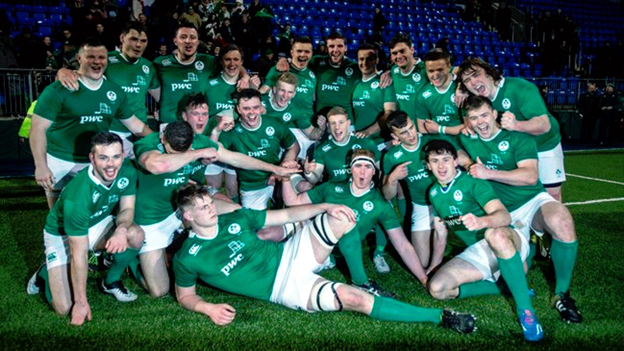 RBS6N: Ireland U20 26 Scotland U20 18