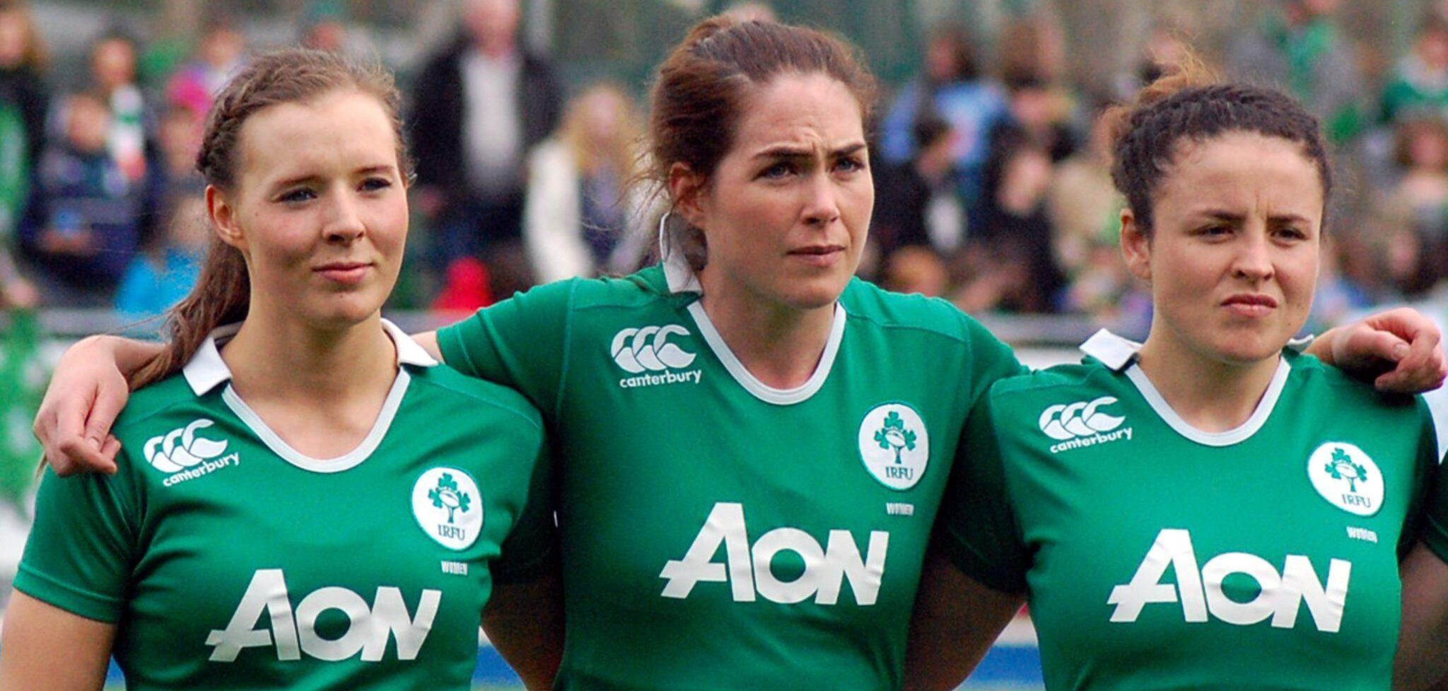 Women: Teams up for Ireland v New Zealand