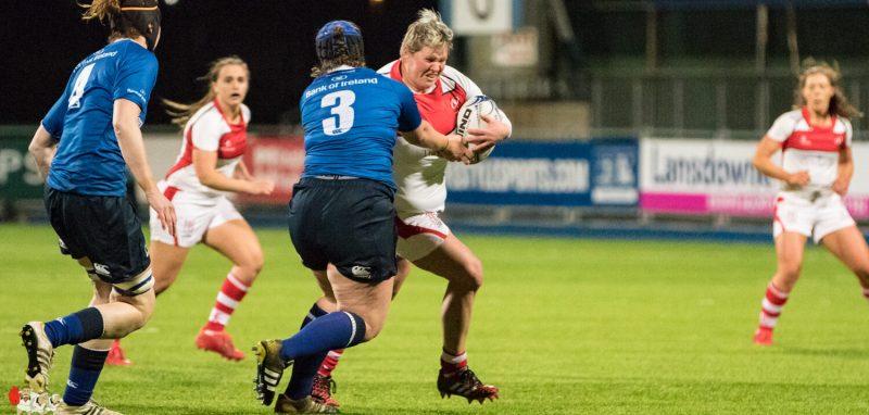 Ilse van Staden, Ulster Women's Rugby, Ireland Women's Rugby