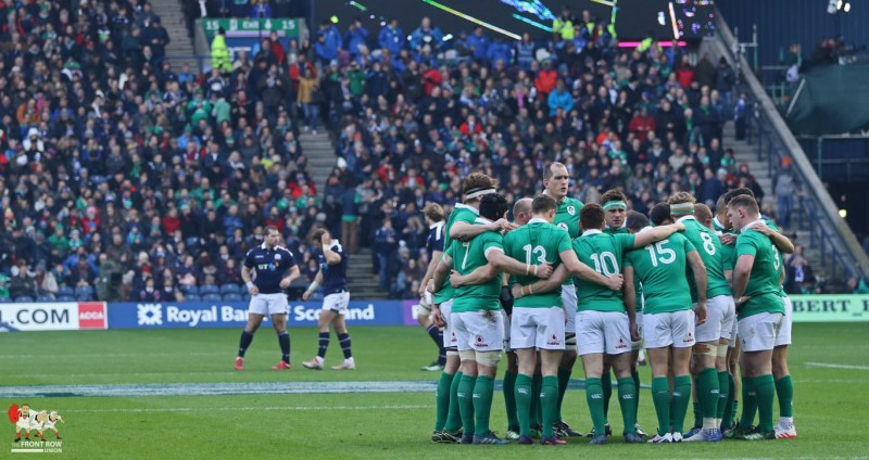 Ireland Rugby, Scotland Rugby, RBS Six Nations