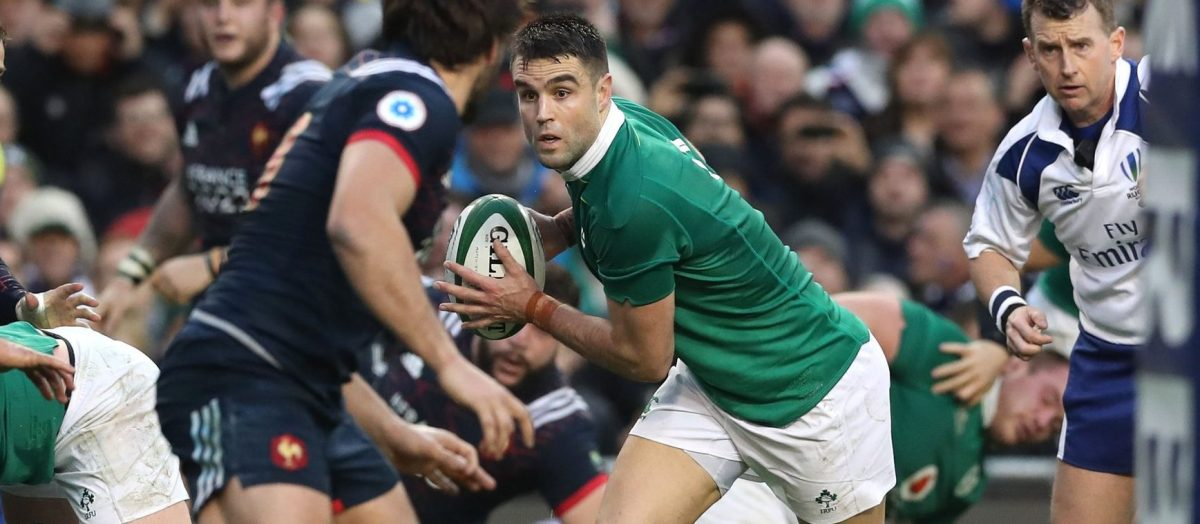 Conor Murray, Ireland Rugby, RBS Six Nations