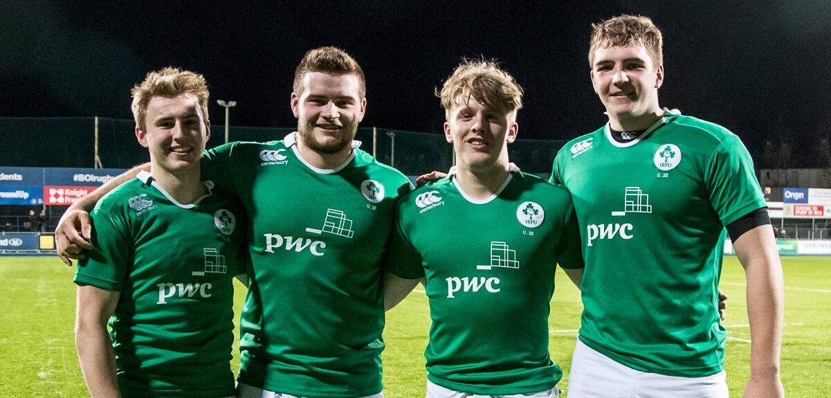 Ireland U20 Six Nations Review. Who did what!