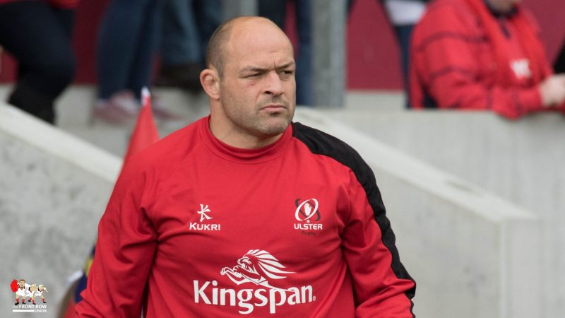 Rory Best, Ulster Rugby, British and Irish Lions