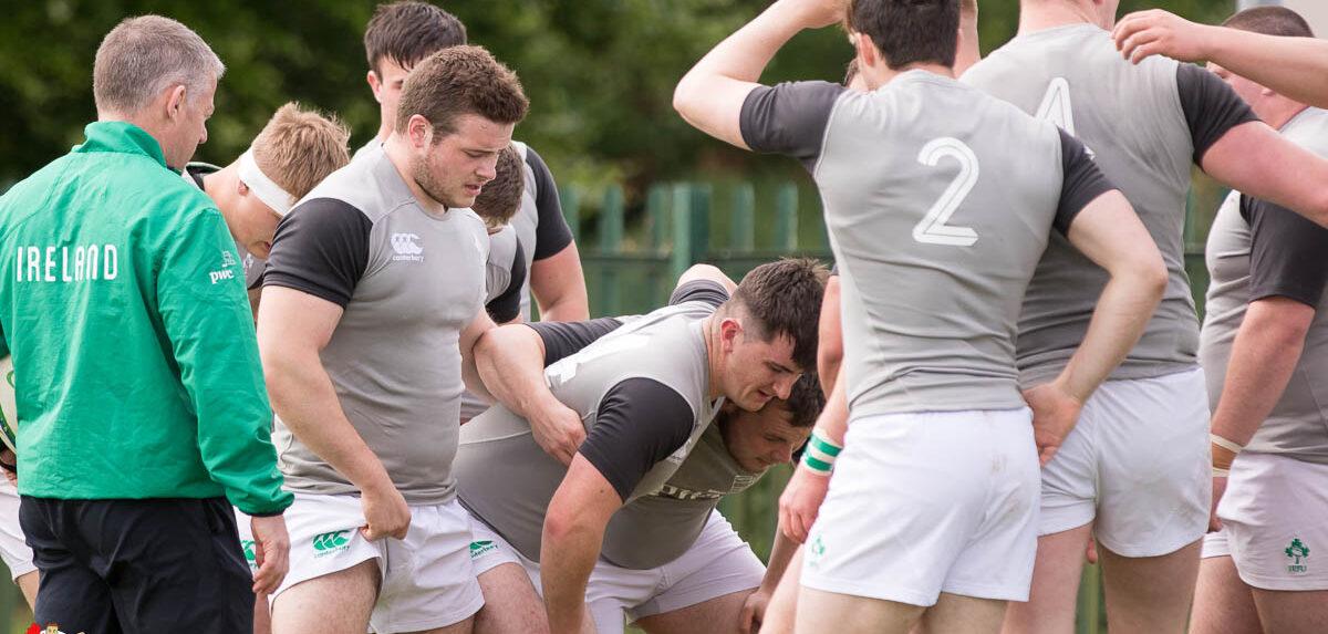 U20 Championship: Teams up for Ireland v Italy