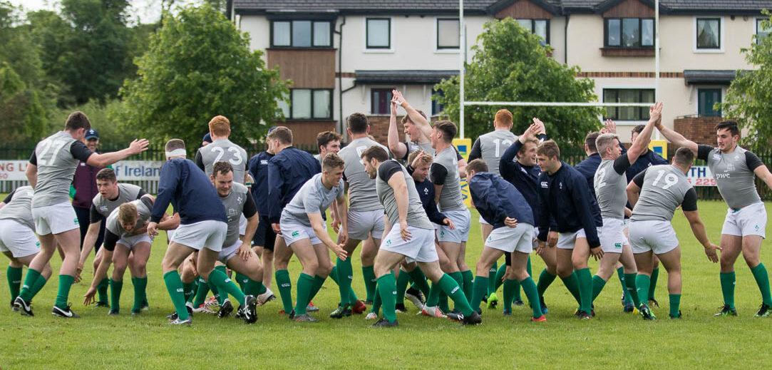 U20 Championship: Malone shuffles the cards for Scotland clash