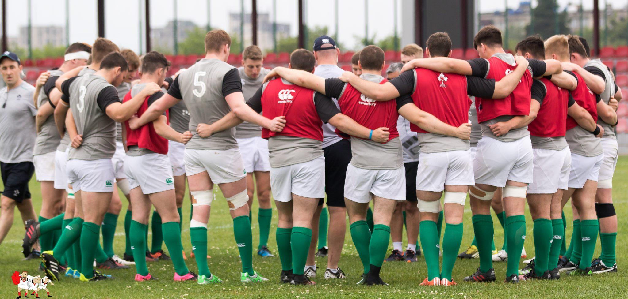 U20 Championship: Teams up for Ireland v New Zealand