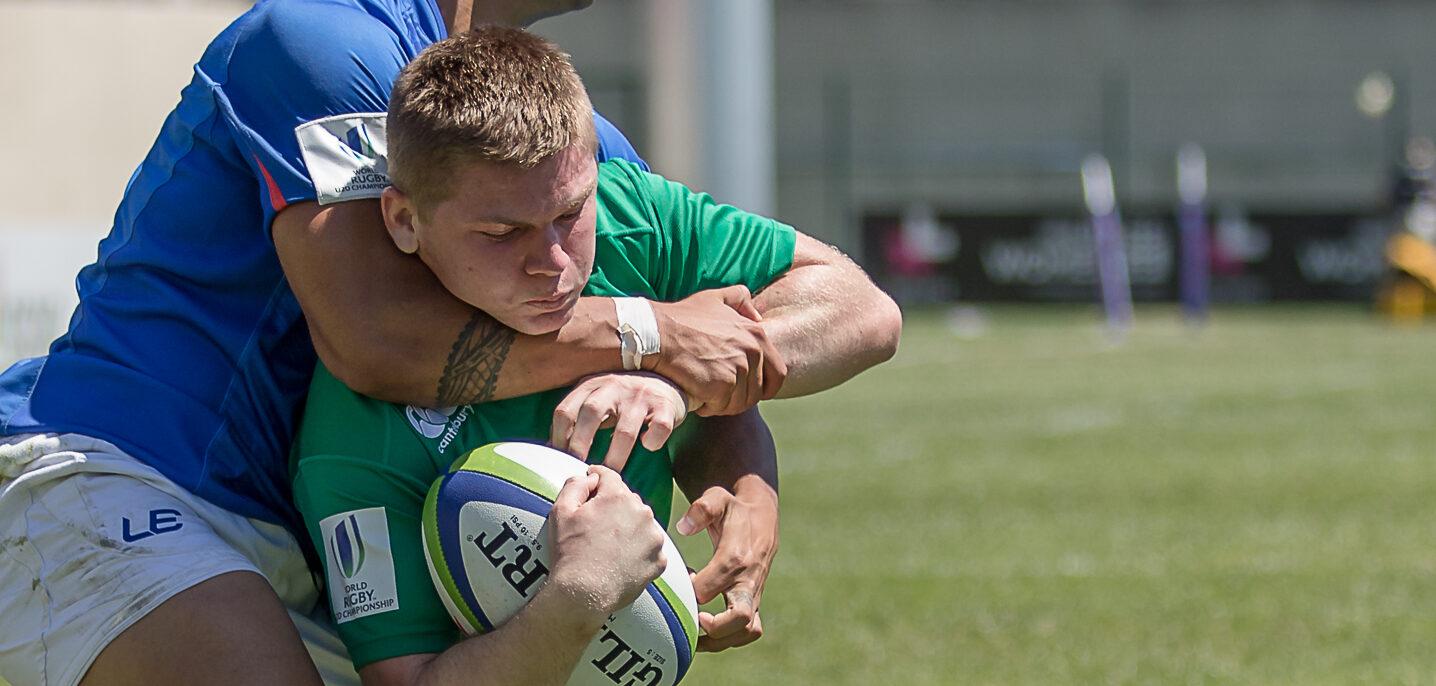 U20 Championship: Teams announced for Ireland U20 v Georgia U20