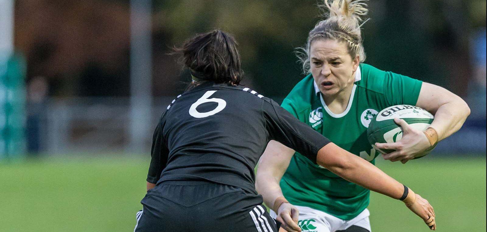 WRWC2017: Ireland captain Briggs withdrawn.