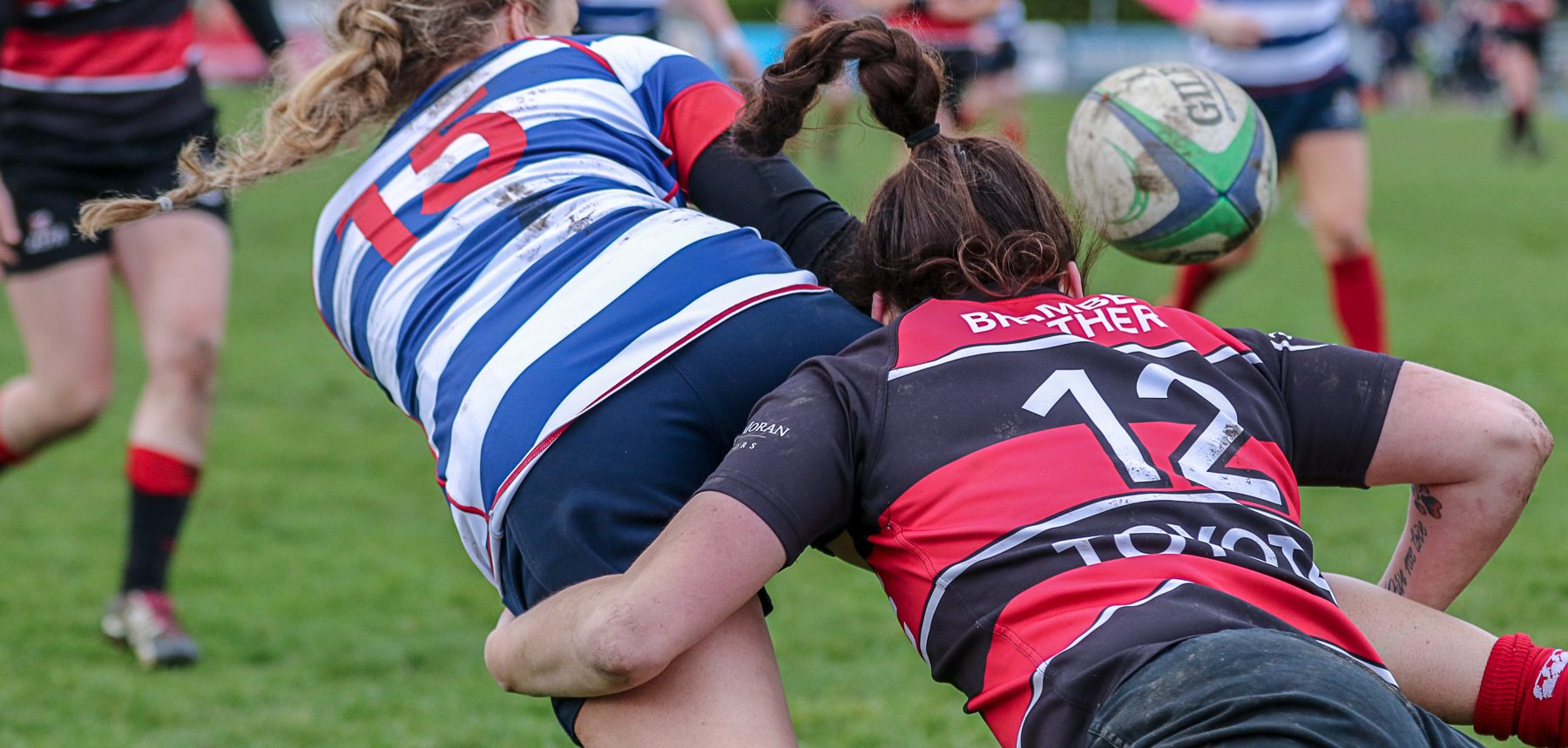 Blackrock, Tullamore, womens all ireland league