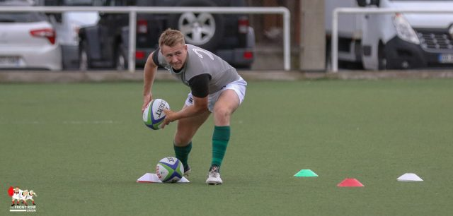 U20 World Championship: Teams up for South Africa v Ireland