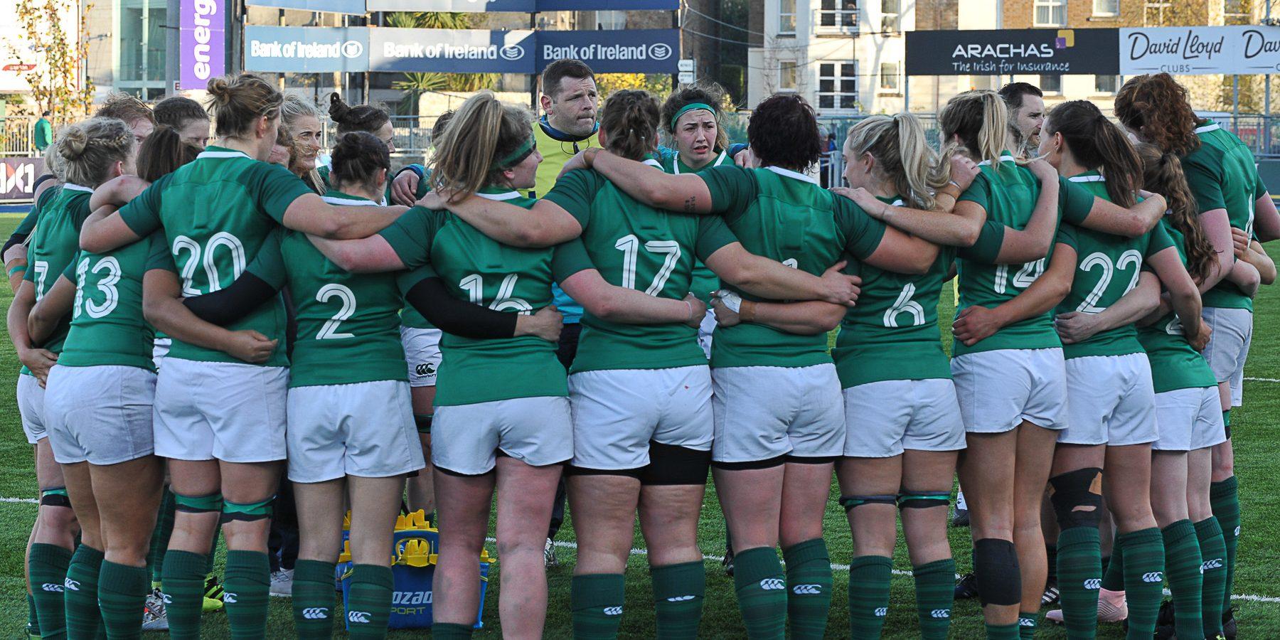 Autumn Int: Teams up for England v Ireland