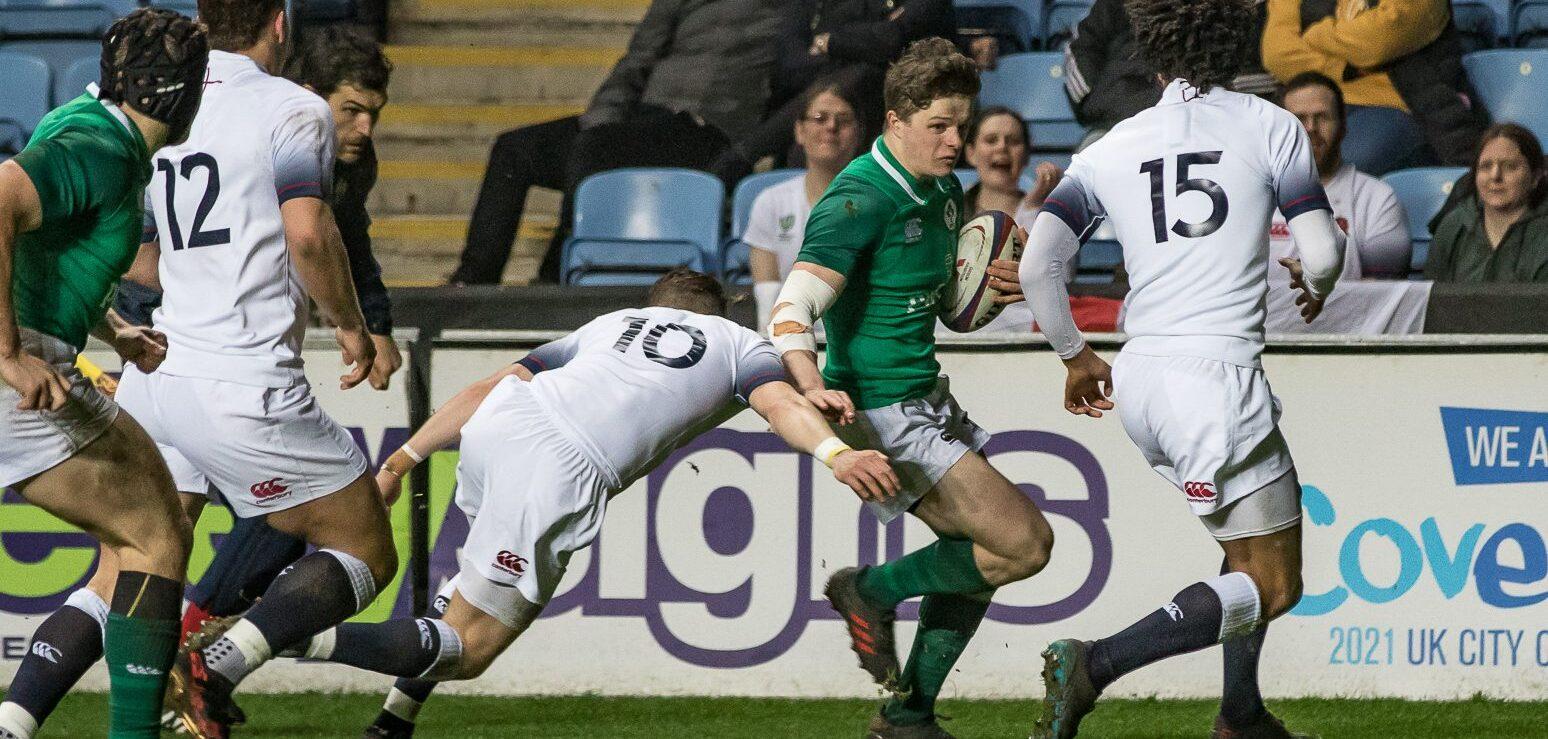 U20 Six Nations: Teams up for Italy v Ireland