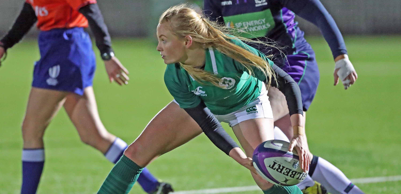 Women 6N: Teams up for Italy v Ireland.