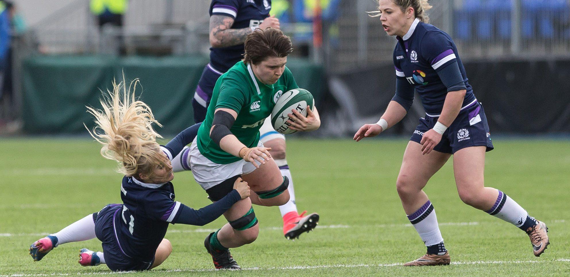 Women 6N: Teams up for Scotland v Ireland