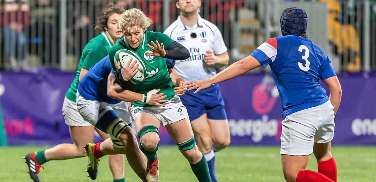 Women 6N: Ireland 17 France 47.