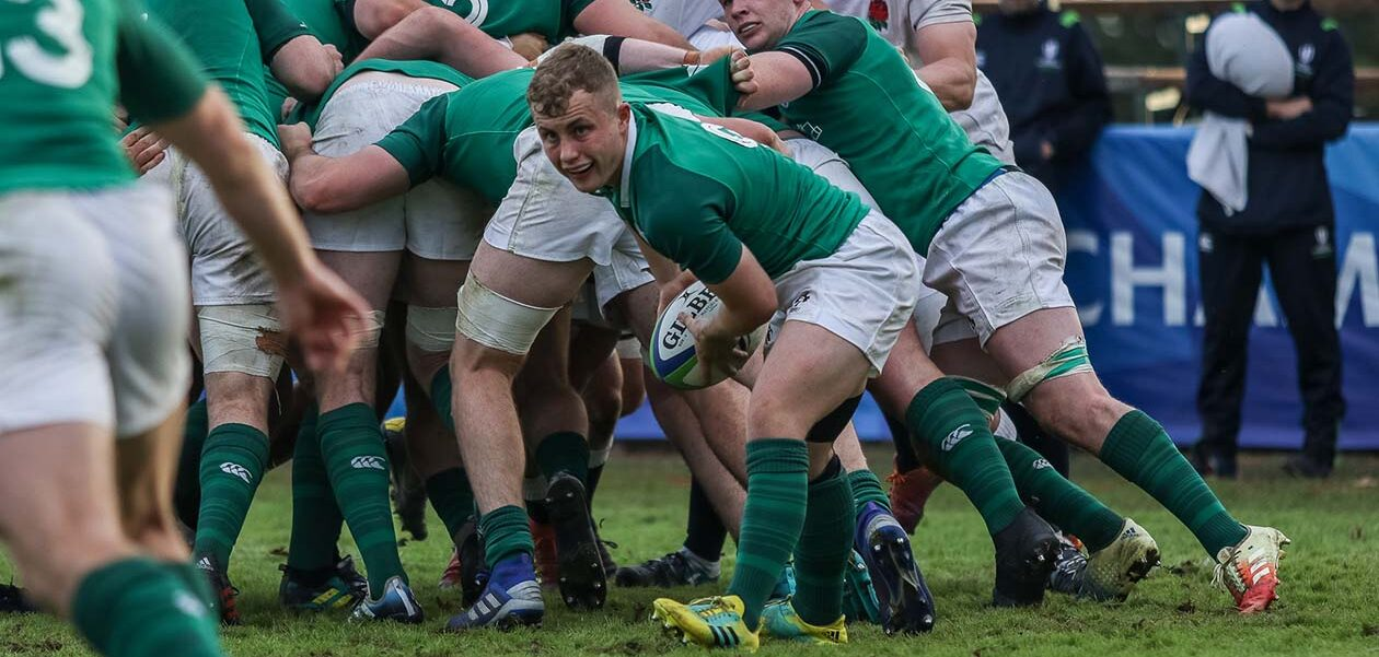 Ireland U20: And then there was one.