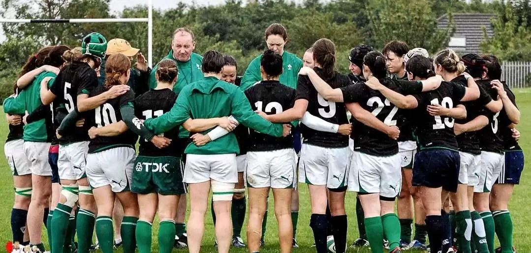 WRWC 2010: Eliza Downey on Ireland v USA.